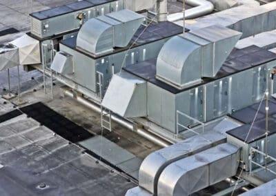 Defekt styring på ventilation