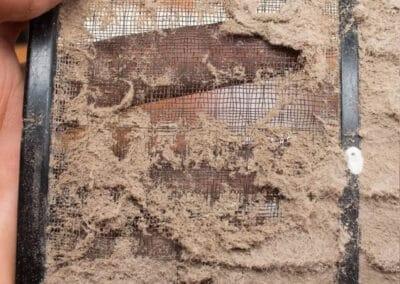 Stoppet filter opdaget i tide – fugtskade undgået